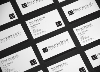 Business Card Mockup -web